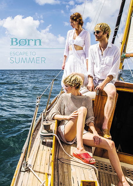 escape to summer on sailboat